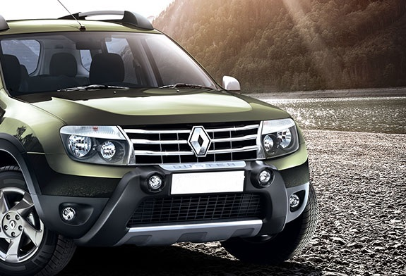 Renault Duster 2nd anniversary edition