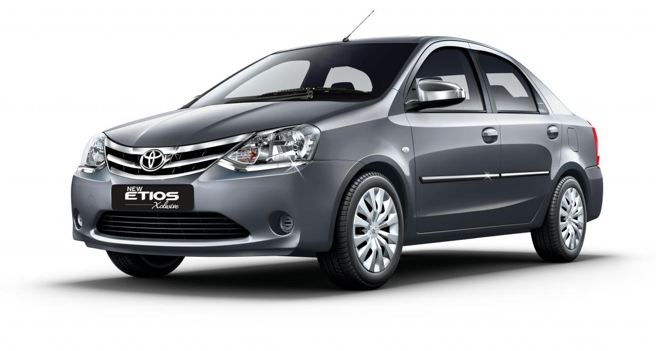 Toyota Etios Xclusive limited edition launched