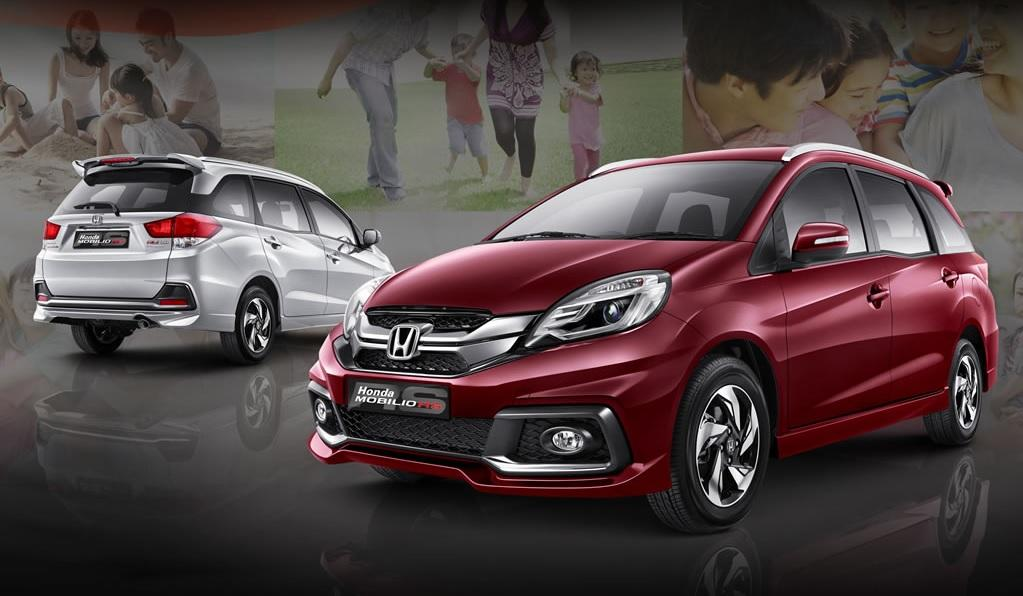 Honda to launch the Mobilio RS
