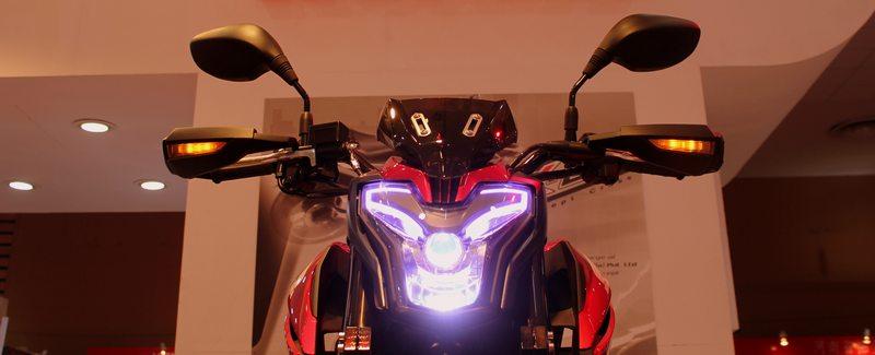 Honda to launch the CX-01 this festive season?