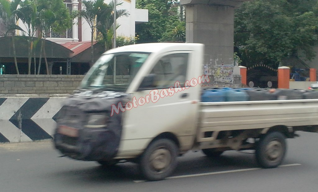 Mahindra Maxximo Plus facelift spotted testing in Chennai