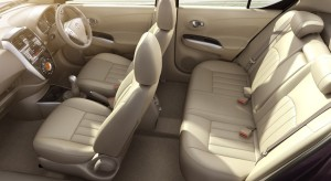 Nissan Sunny Facelift Leather Interiors