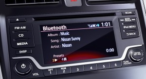 Nissan Sunny Facelift Head Unit