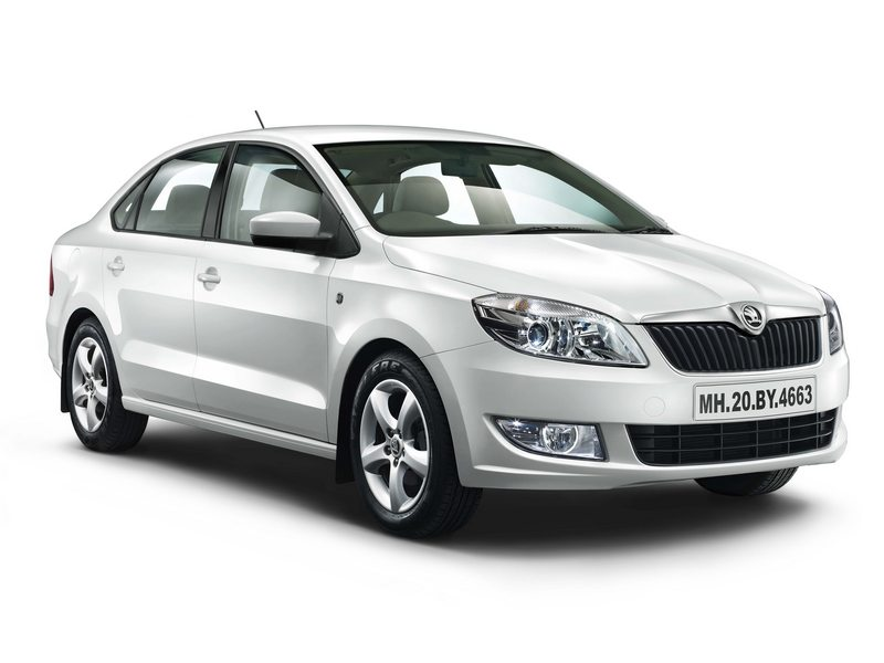 Monsoon car check-up by Skoda, for free