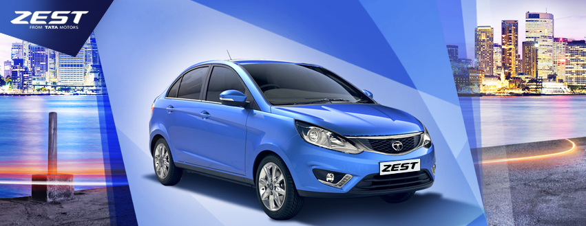 Tata Zest compact sedan bookings open