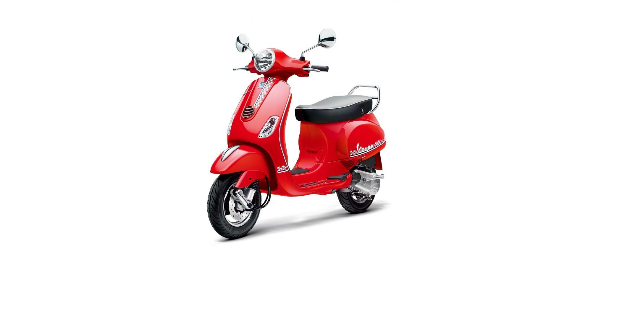 Limited edition Piaggio Vespa Esclusivo launched
