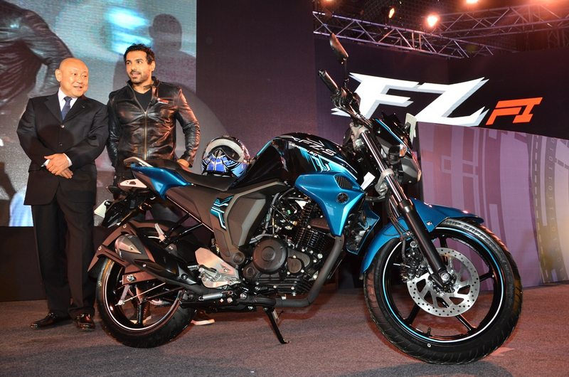 Yamaha FZ-S FI launched in new colours - BikeWale