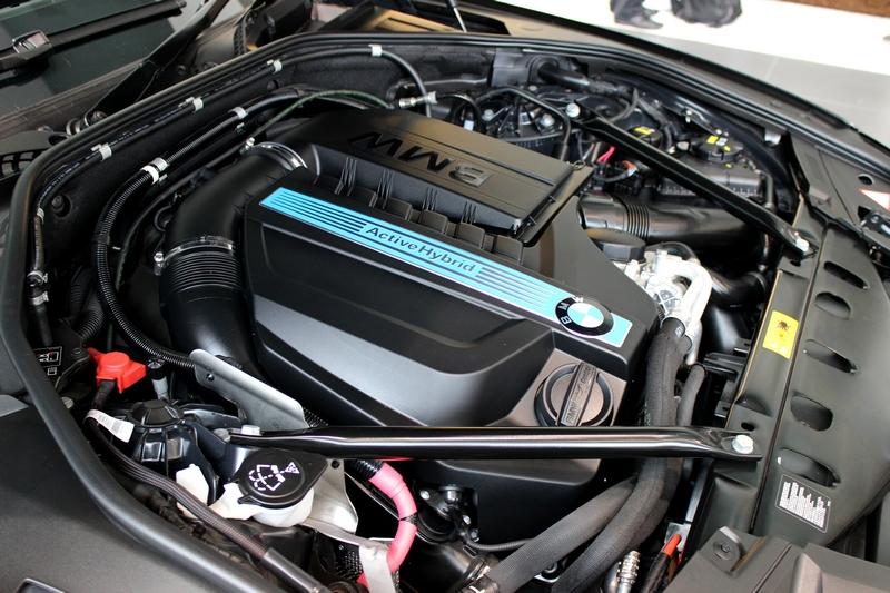 The ActiveHybrid 7 engine