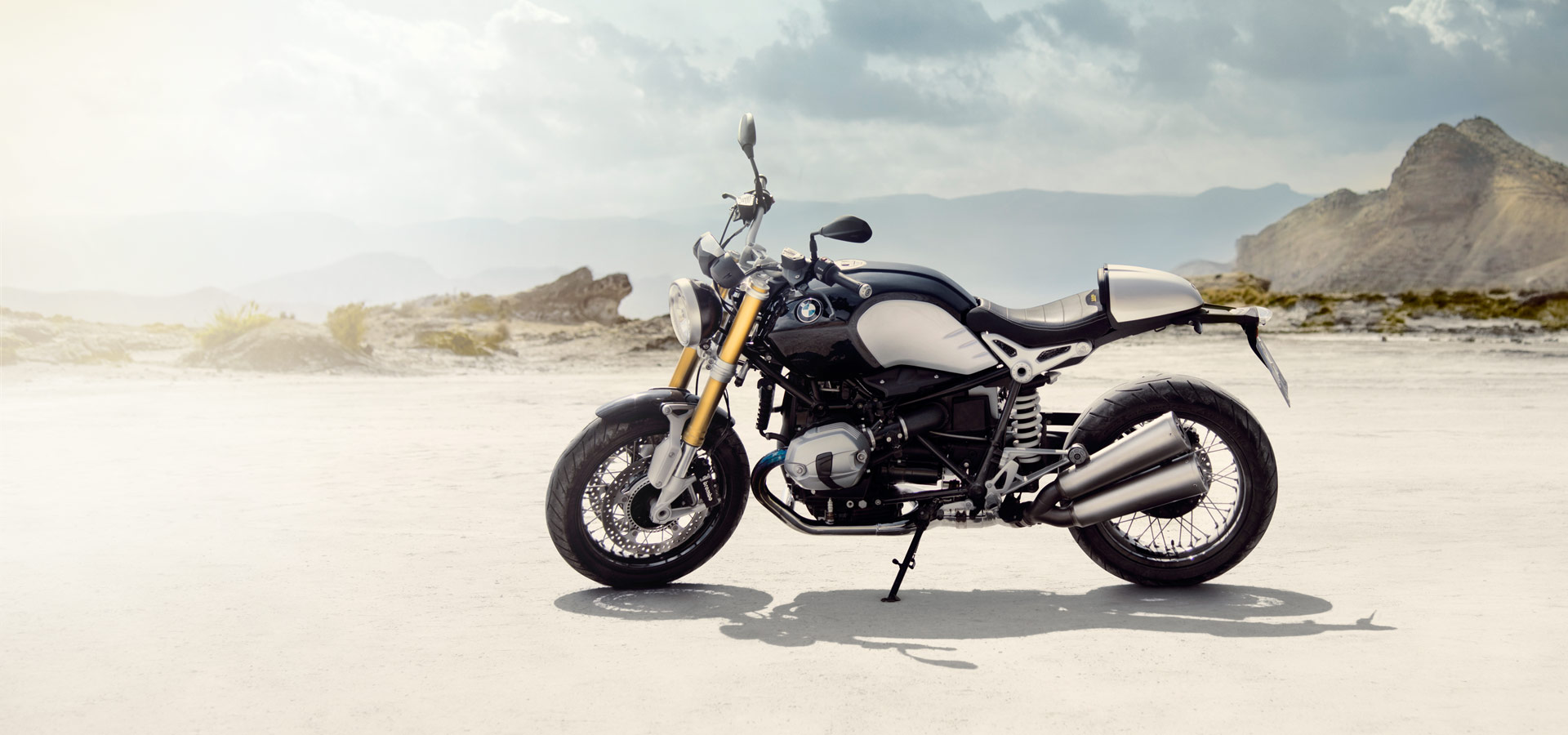 BMW R nine T launched in India