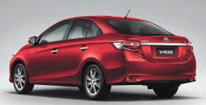 Toyota Vios sedan rumoured to be India bound