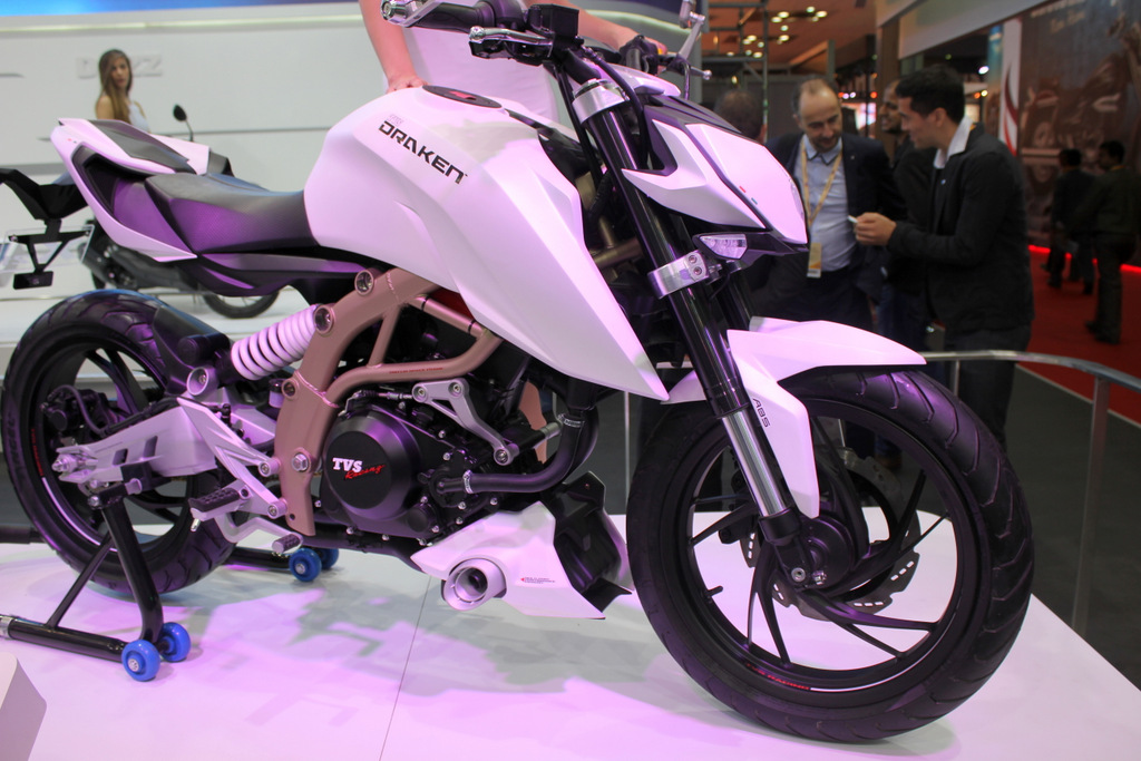 New TVS Apache and Pheonix coming within six months