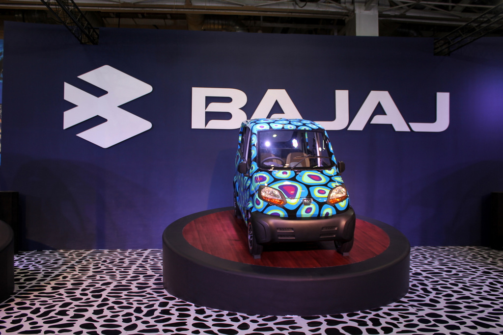 Bajaj RE60 coming in October?