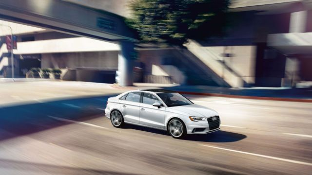 Audi A3 sedan launched at Rs. 22.95 lakh