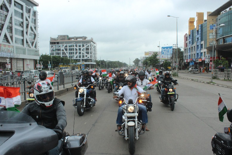 Harley-Davidson's Independence Day ride