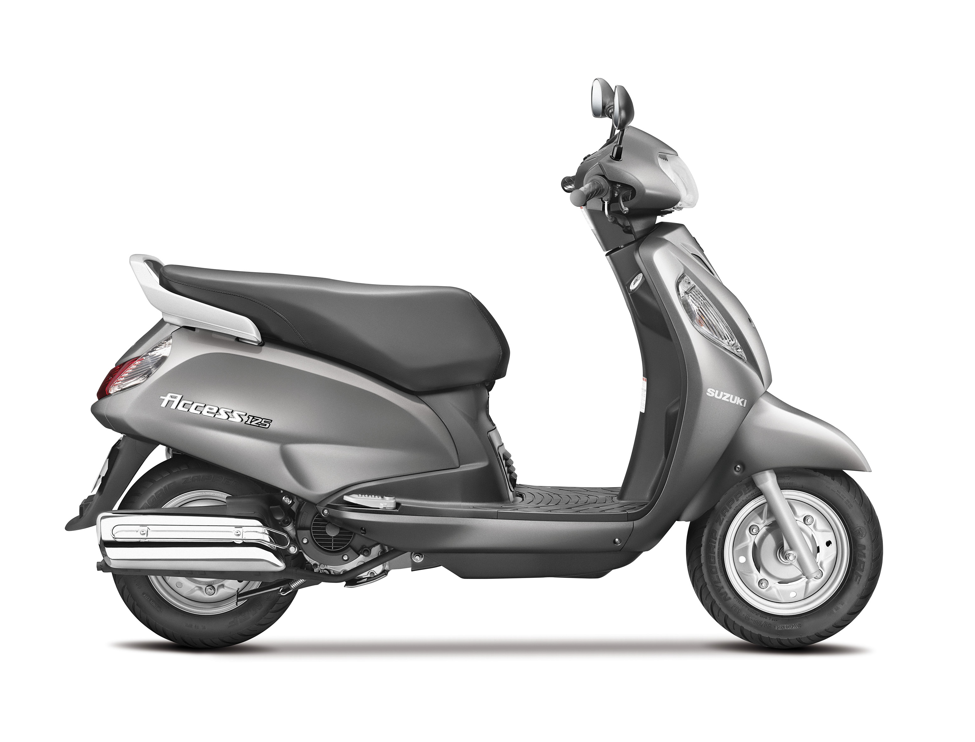 Suzuki Access refreshed, available for Rs. 53,223