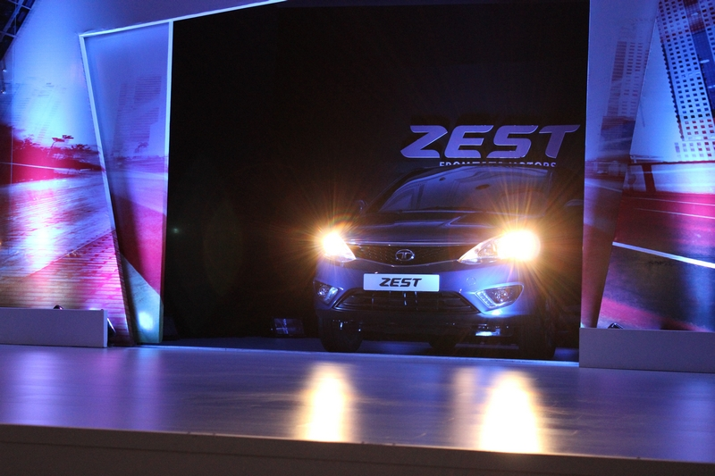 Tata Zest launched at Rs. 4.64 lakh