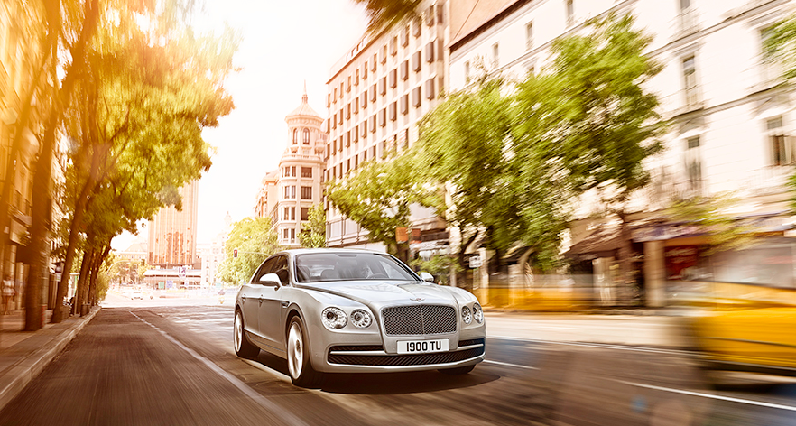 Bentley Flying Spur V8 launched at Rs. 3.10 crore