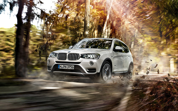 BMW X3 facelift launching on August 28