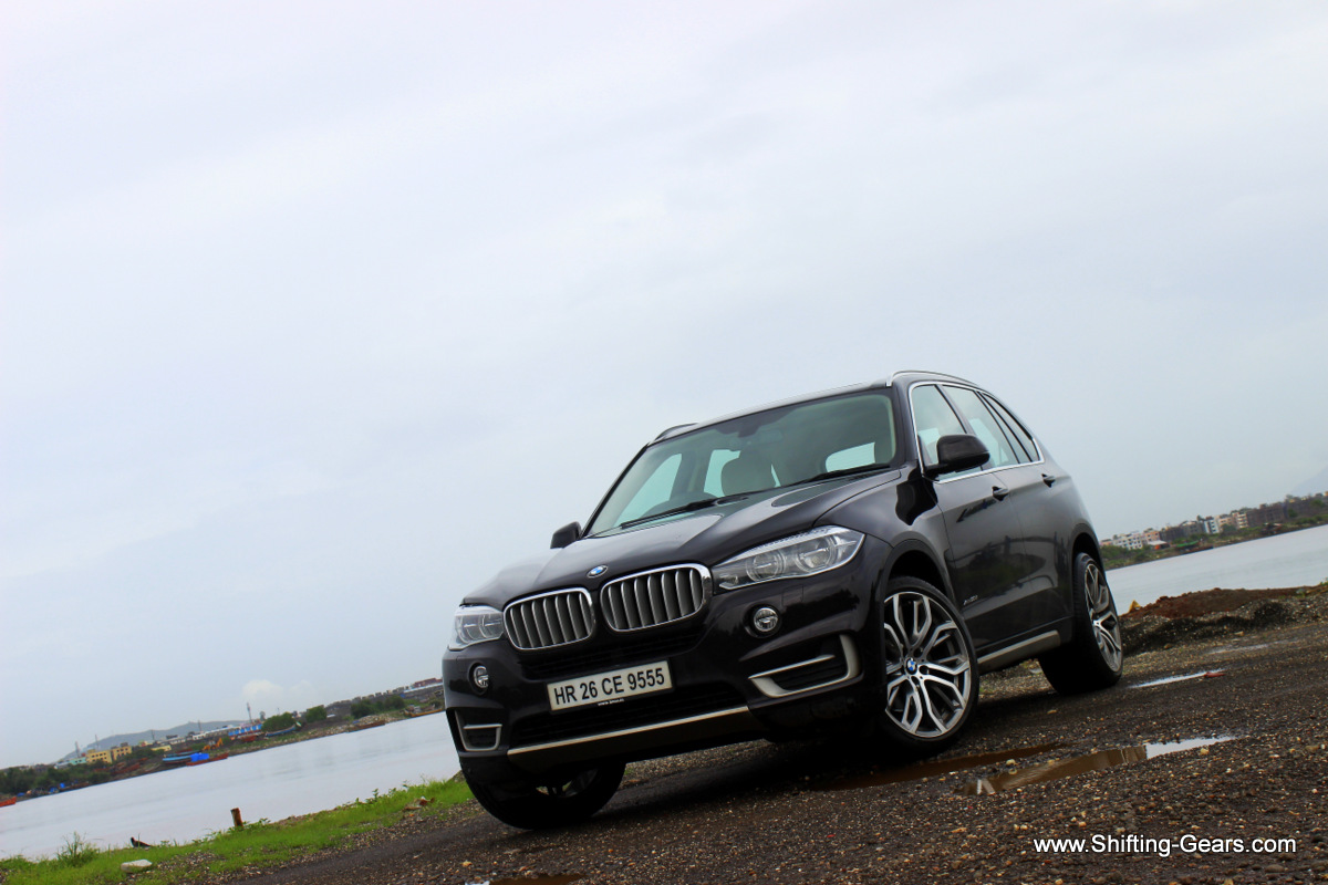 The new X5 is codenamed as the F15