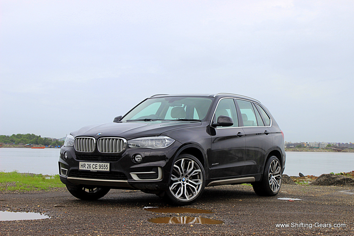 This is the third generation BMW X5 on sale