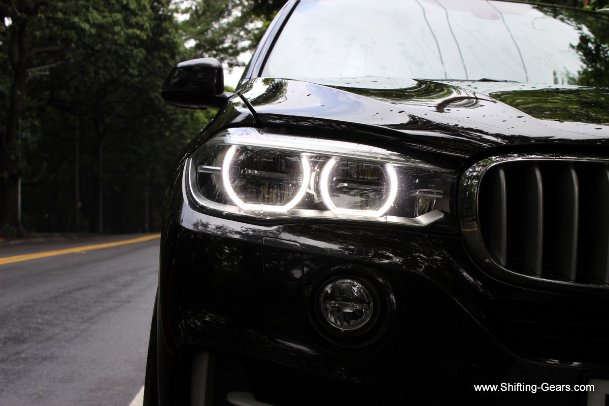 What defines a BMW