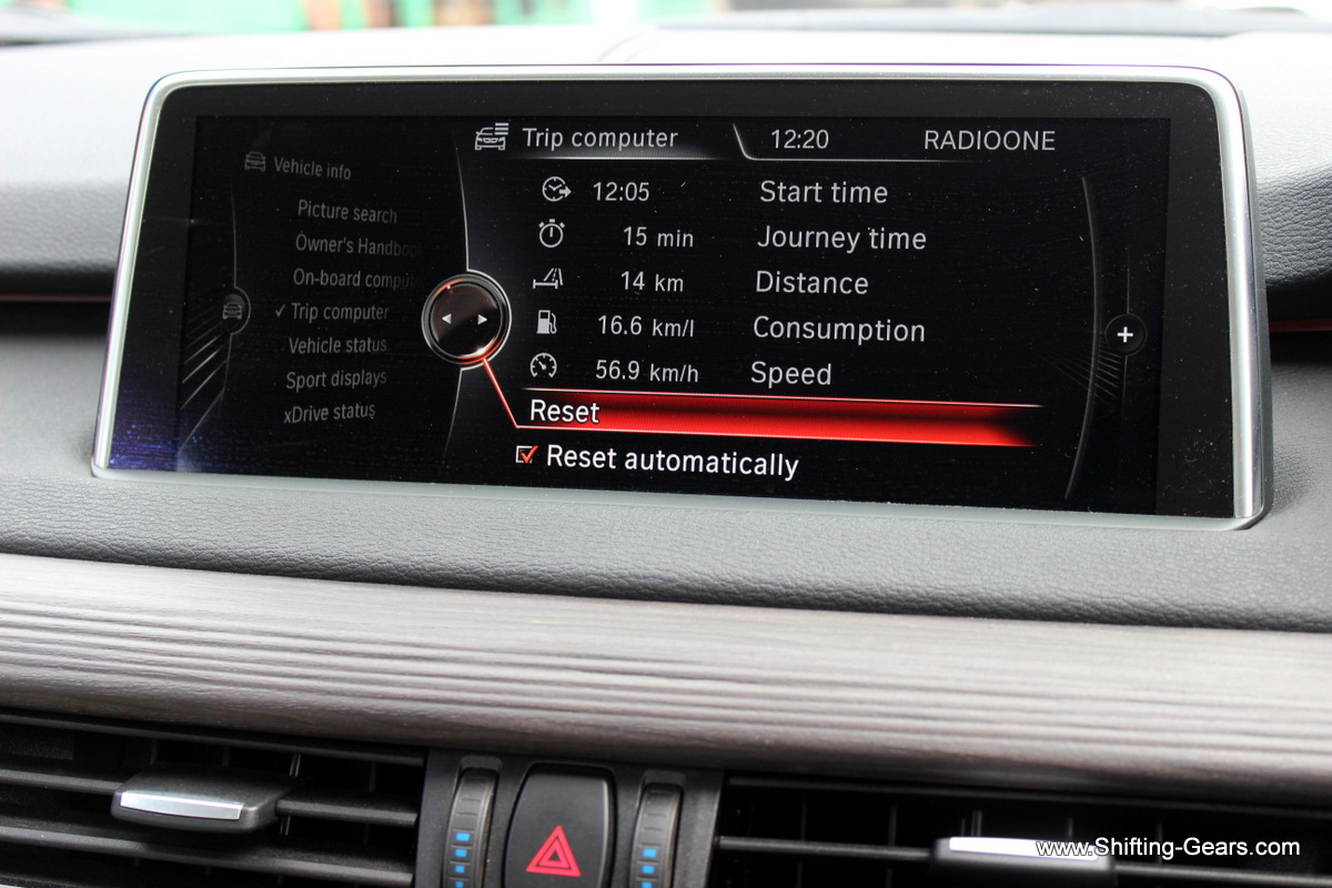 While cruising on the highway and feathering the accelerator pedal at around 80 kmph, the car returned a fuel efficiency figure of 16.6 kmpl. Not bad at all. Long highway trips will be easy on your wallet.