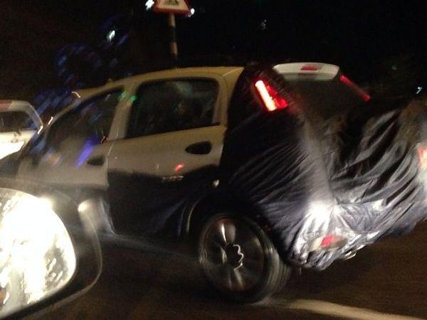 Fiat continues road testing the Avventura