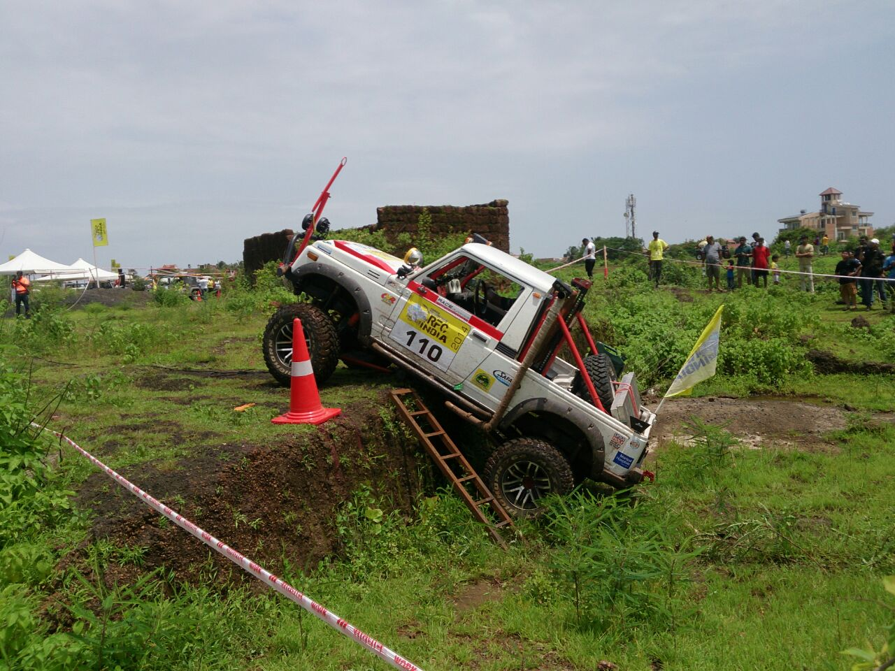 2014 Force Gurkha Rainforest Challenge India Edition