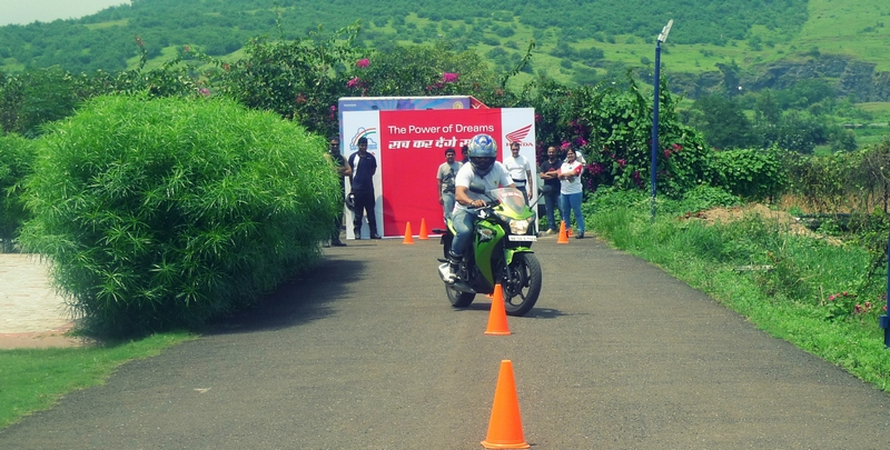 Honda and Chandigarh traffic police, for road safety