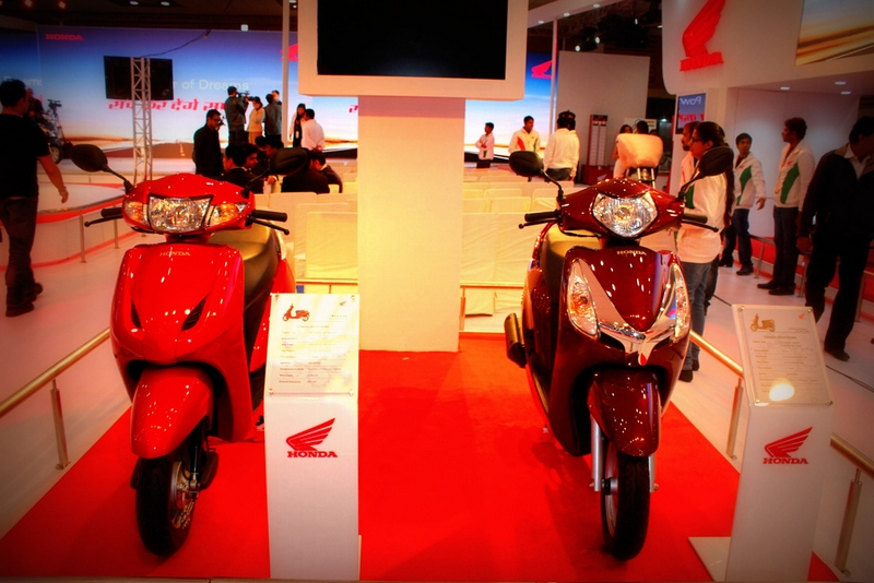 World's largest scooter plant by Honda in Gujarat