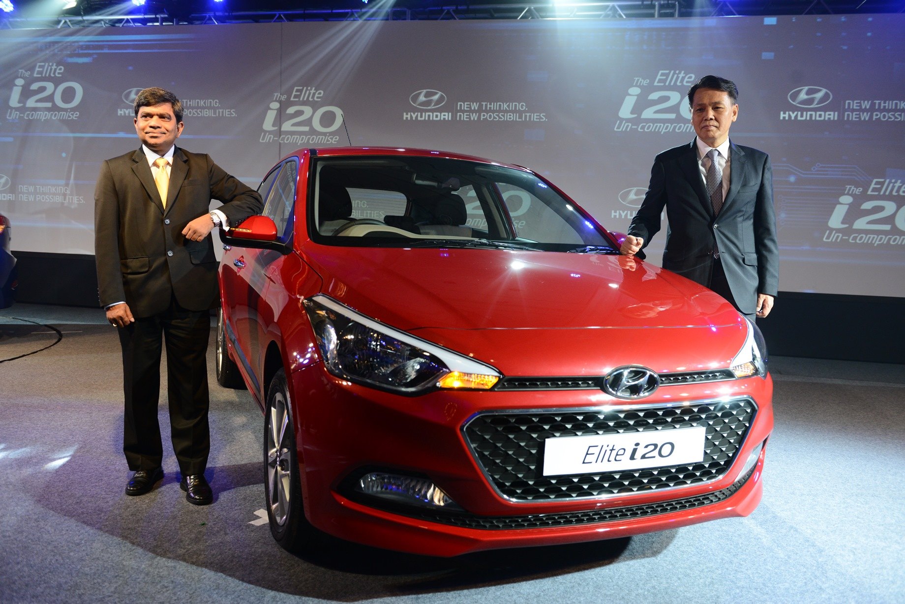 Hyundai Elite i20 launched at Rs. 4.89 lakh