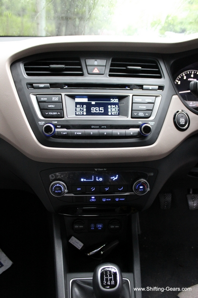 Centre console looks very premium. There is no doubt this will be the segment benchmark.