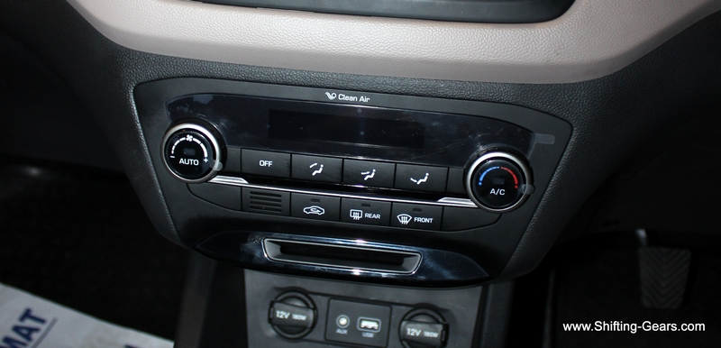 Top spec variants come equipped with fully automatic climate control