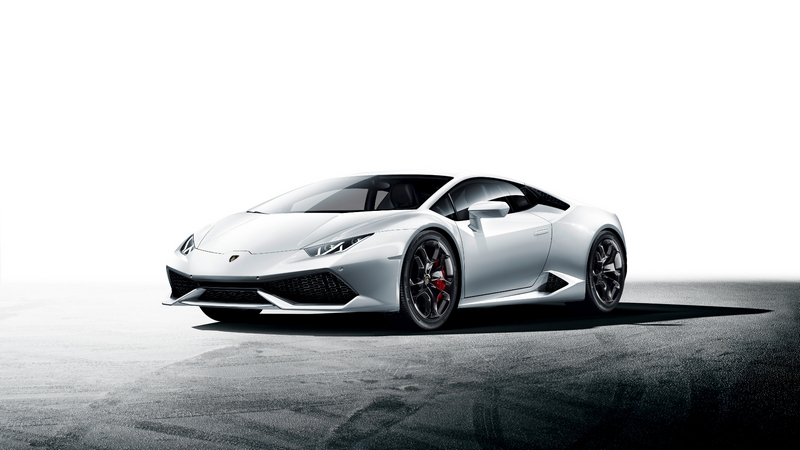 Lamborghini Huracan launching on 22 September