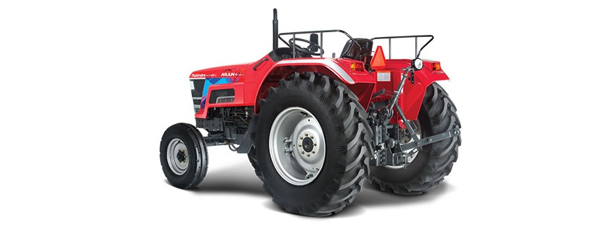 Mahindra launches Arjun Novo tractor at Rs. 7.35 lakh