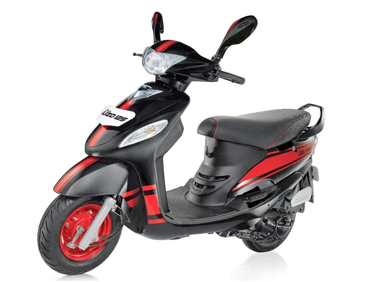 Mahindra Rodeo UZO 125 launched at Rs. 47,957