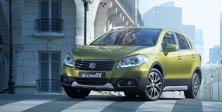 Two Maruti SUVs by 2016