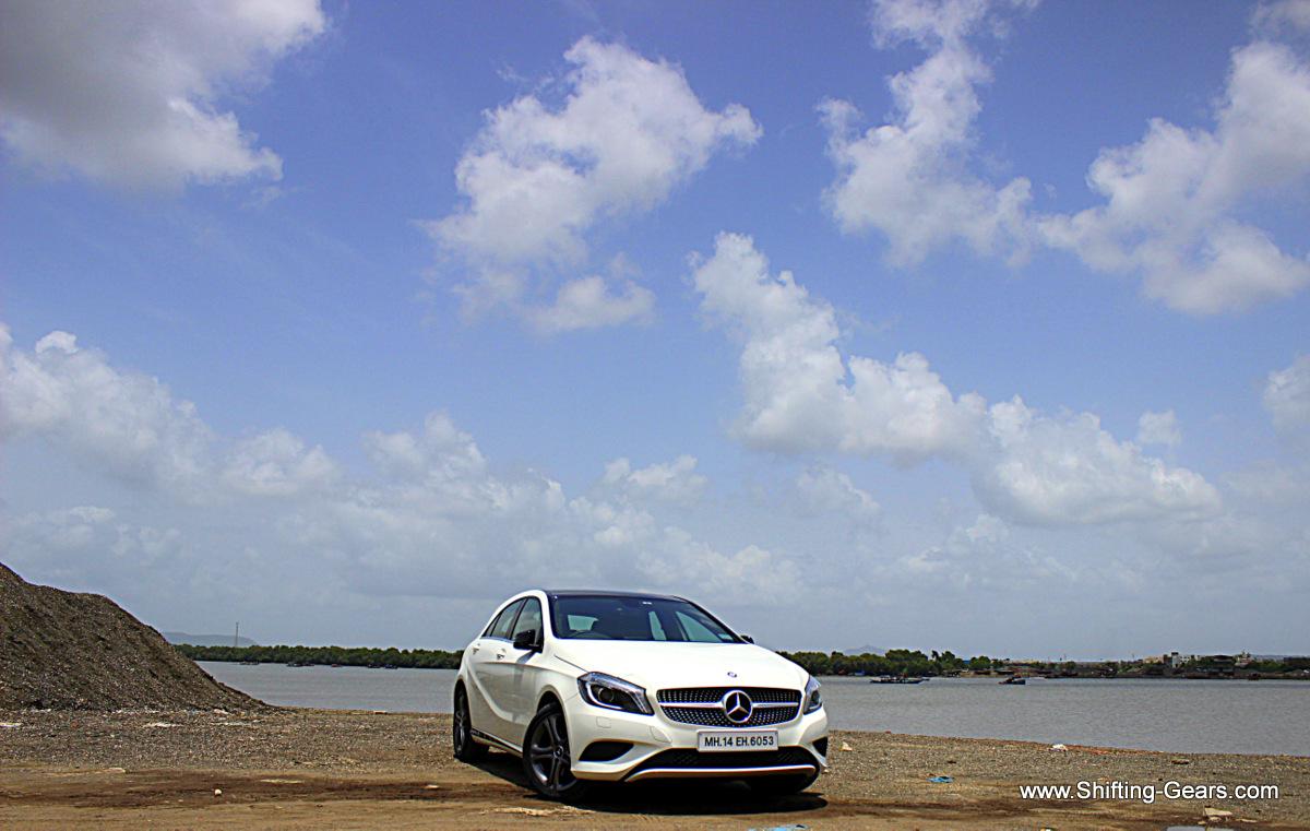 Mercedes-Benz A Class Edition 1 (A 180 CDI)