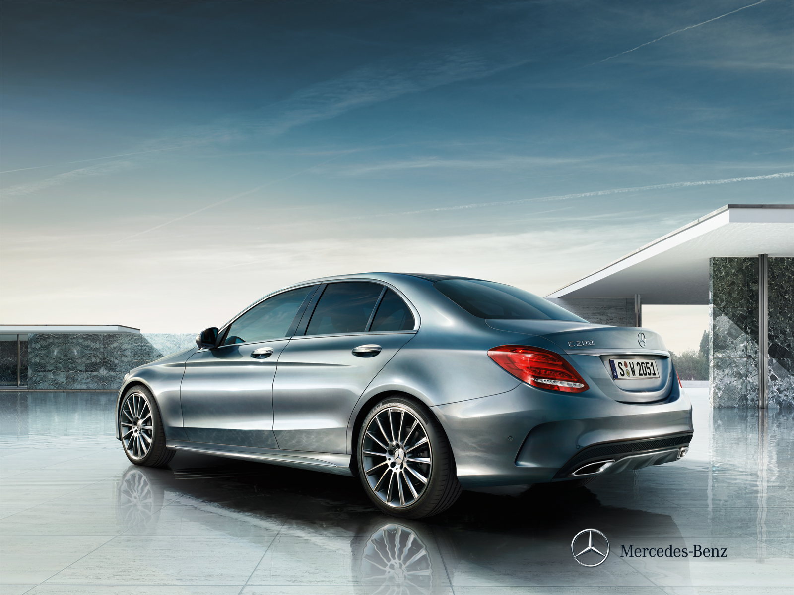Mercedes will supply 120 C Class sedans to Carzonrent