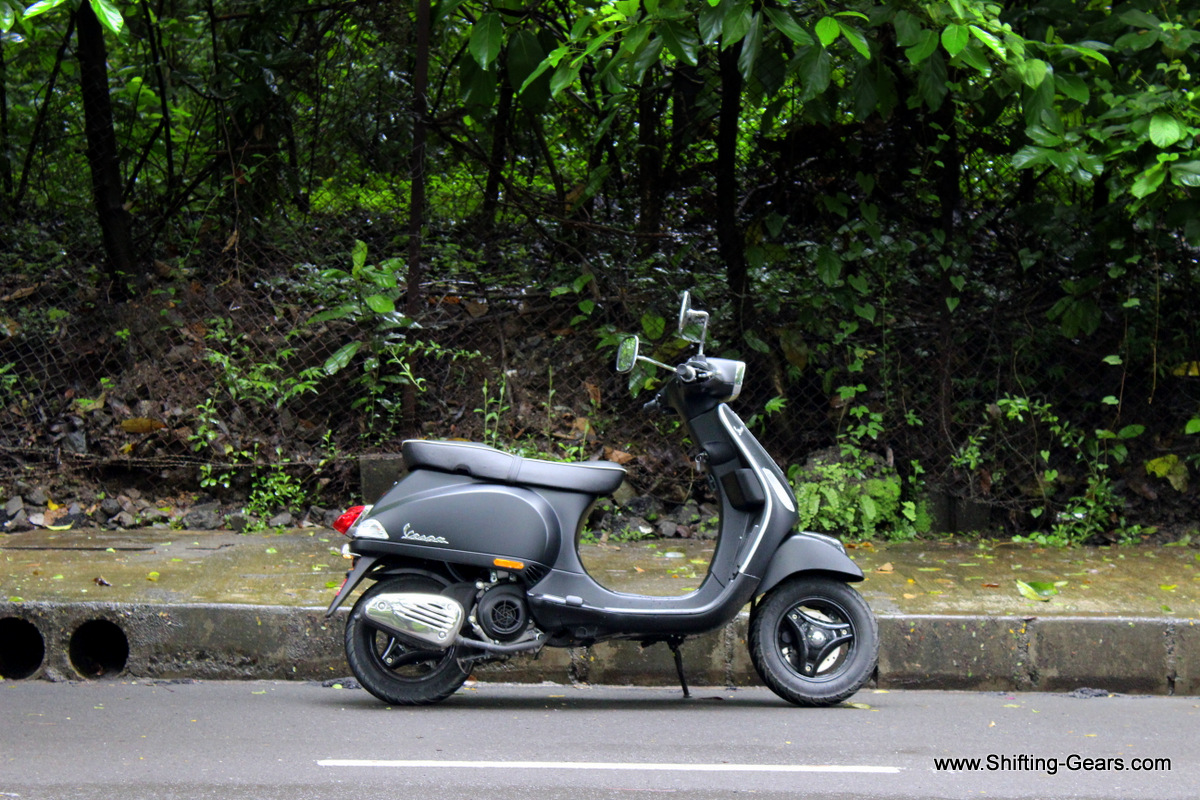 Piaggio Vespa S: Ride Report | Shifting-Gears