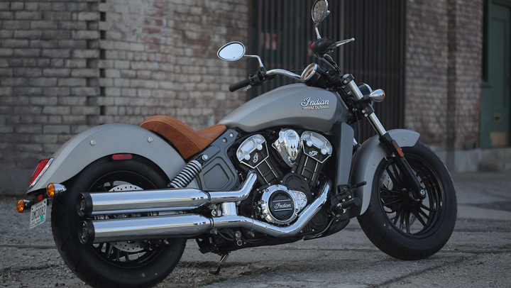 Polaris unveils new Indian Scout in India, bookings open