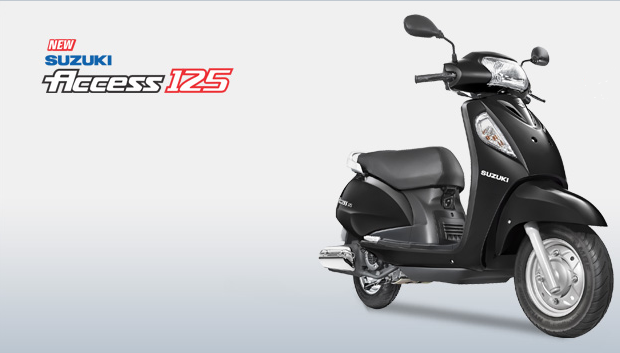 Refreshed Suzuki Access 125 launched