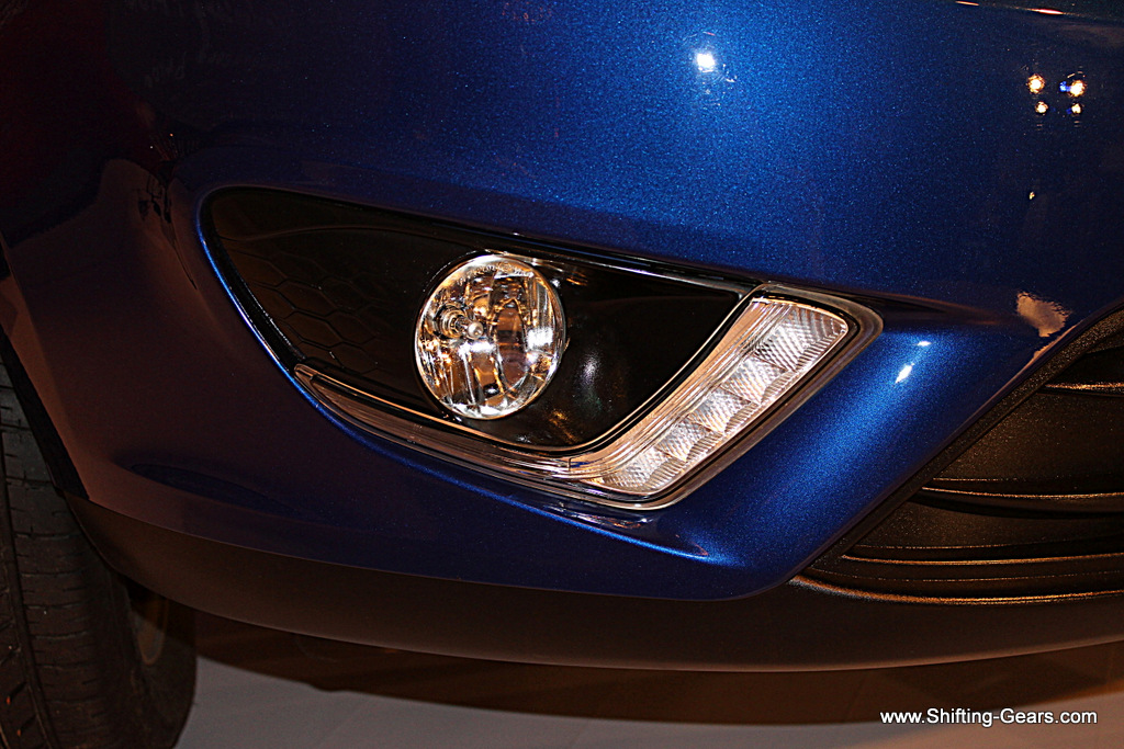 Fog lamps and LED DRLs