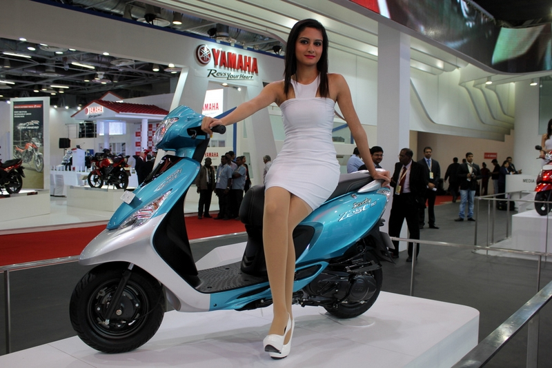 TVS Scooty Zest launching on August 20