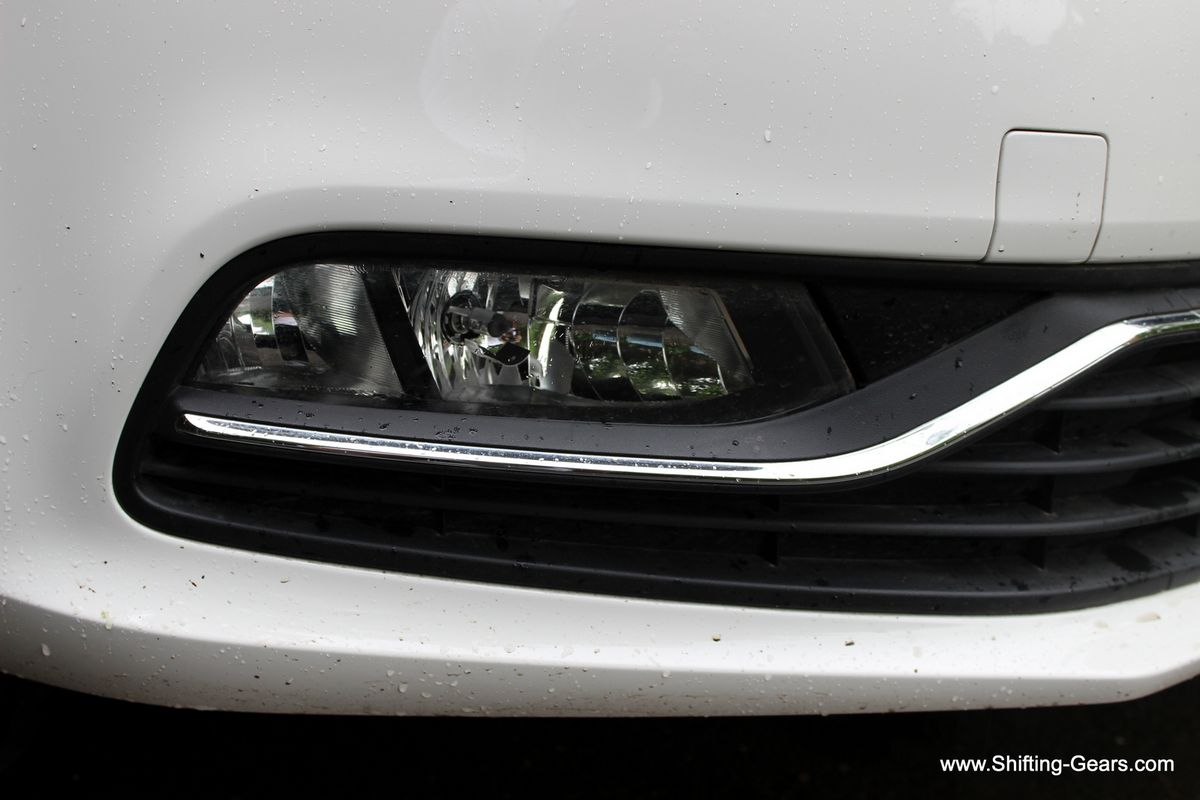 New fog lamps get cornering functionality