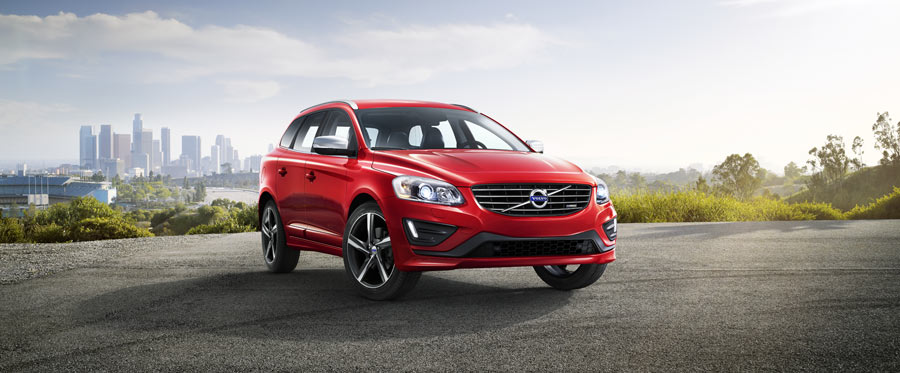 Volvo XC60 R-Design for Rs. 51 lakh