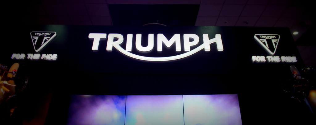Triumph wants 15% superbike market share