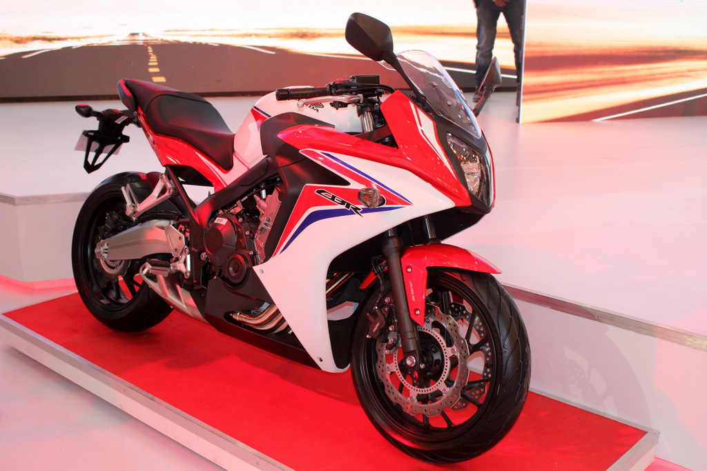 India is Honda's largest two-wheeler market