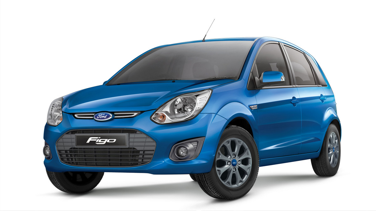 Ford launches refreshed Figo at Rs. 3.87 lakh