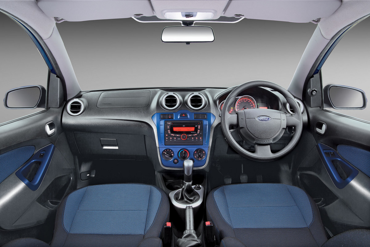 2-Refreshed Ford Figo_Interior
